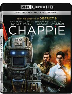 chappie-4k